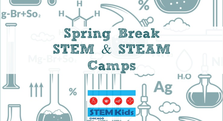 Chicago Spring Break STEM Camps 2019
